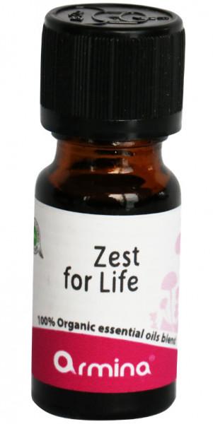 Blend din uleiuri esentiale ZEST FOR LIFE pentru difuzer bio 10ml