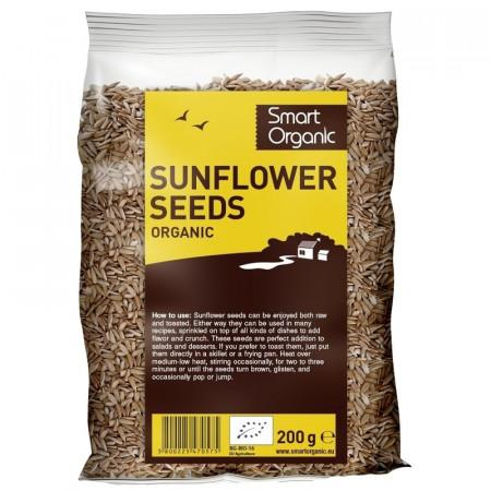 Seminte de floarea soarelui eco 250g Smart Organic