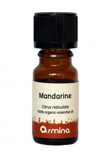 Ulei Esential De Mandarin (Citrus Reticulata) Bio 10Ml Armina