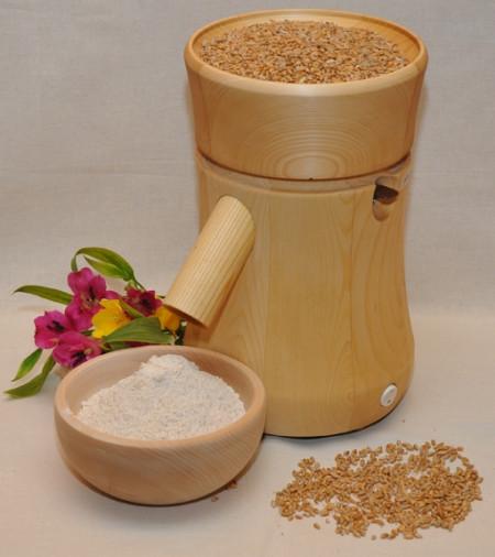 Moara de cereale electrica Arabella