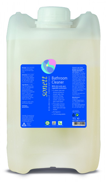 Detergent Ecologic Pt. Baie 10L Sonett