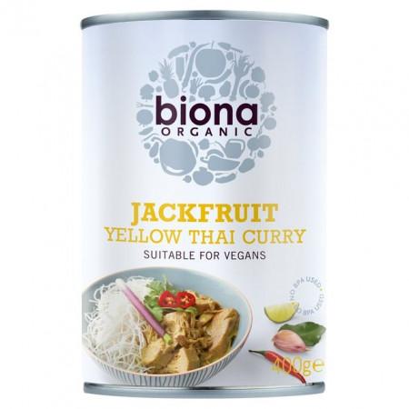 Jackfruit thai curry eco 400g Biona