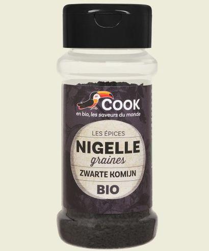 Negrilica seminte bio 50g Cook