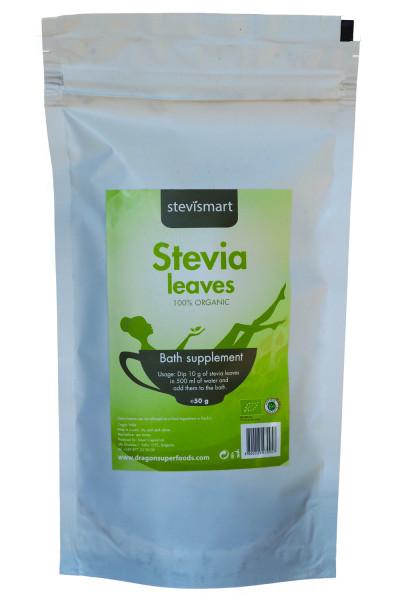 Stevia frunze intregi eco 50g DS