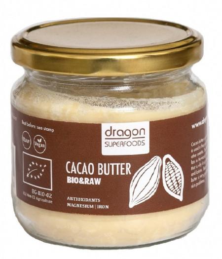 Unt de cacao raw eco 100ml DS