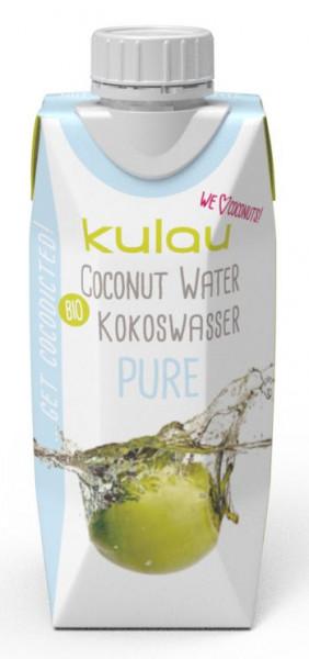Apa de cocos Pure eco 330ml