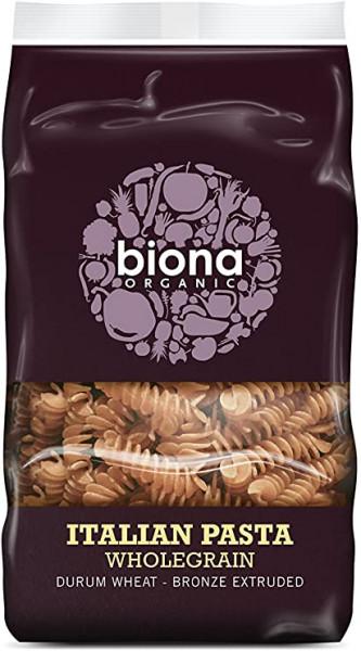 Fusilli din grau integral eco 500g Biona
