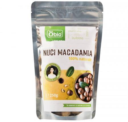 Nuci macadamia eco 250g