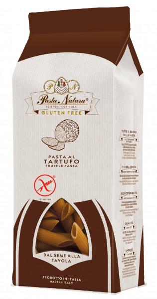 Paste casarecce cu trufe fara gluten 250g, Pasta Natura