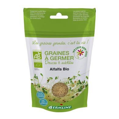 Seminte de alfalfa eco pentru germinat 150g