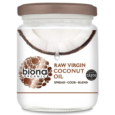 Ulei de cocos virgin eco 200g Biona