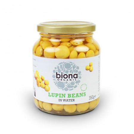 Boabe de lupin eco 350g Biona