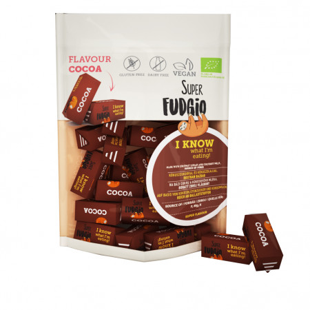 Caramele eco - aroma cacao 150g