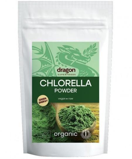 Chlorella pulbere eco 200g DS