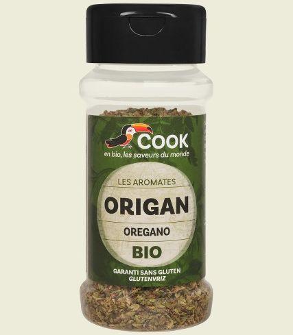 Oregano bio 13g Cook