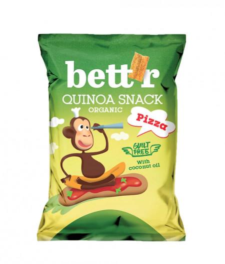 Quinoa snack pizza bio 50g Bettr