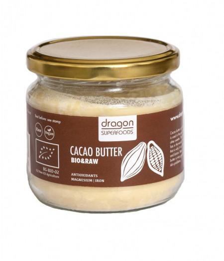 Unt de cacao raw eco 300ml DS