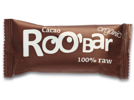 Baton Roobar cu cacao raw eco 50g