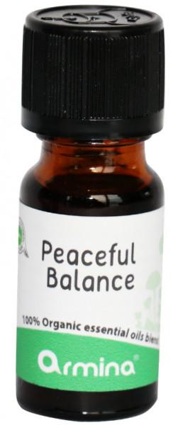 Blend din uleiuri esentiale PEACEFUL BALANCE pentru difuzer bio 10ml