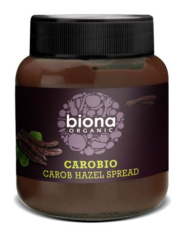 Crema Carobio cu alune de padure si roscove eco 350g