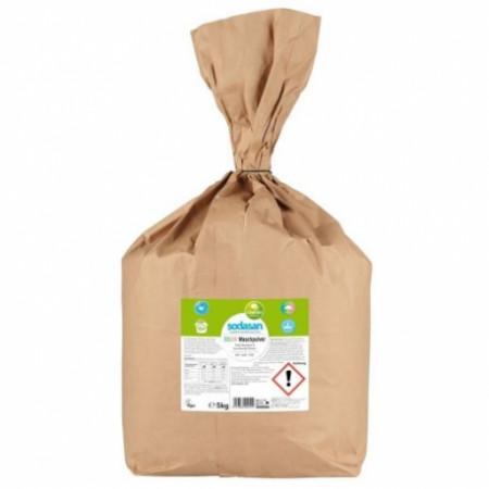 Detergent praf bio compact 5kg SODASAN