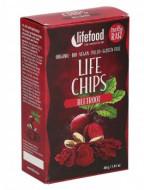 LIFE Chips din sfecla raw eco 40g