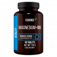 Magneziu + Vitamina B6, 90Tablete, Essence