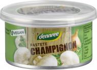 Pasta vegana cu ciuperci bio 125g Dennree