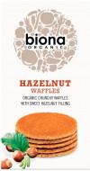 Vafe cu alune de padure eco 175g Biona