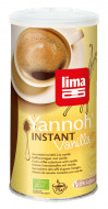 Bautura din cereale Yannoh Instant cu vanilie eco 150g Lima
