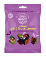 Jeleuri Tutti Frutti eco 75g BIONA