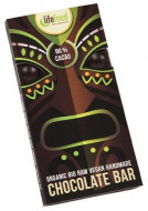 Lifefood ciocolata 80% cacao raw eco 70g