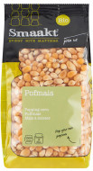 Porumb pentru popcorn bio 400G Smaakt