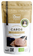 Pudra de carob (roscove) bio 125g OBIO