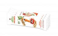 Baton Din Cereale Cu Mar Si Morcov Bio 4 Buc X 23G