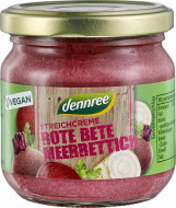 Crema tartinabila cu sfecla rosie bio 180g Dennree