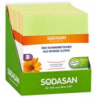 Lavete ecologice pentru curatare 2 buc Sodasan