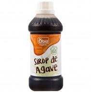 Sirop de agave raw dark eco 250ml Obio