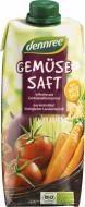 Suc de legume bio 500ml Dennree