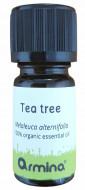 Ulei esential de tea tree (malaleuca alternifolia) pur bio 5ml ARMINA