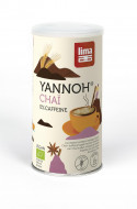 Bautura din cereale Yannoh Instant Chai eco 175g Lima