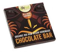 Ciocolata cu 95% cacao si scortisoara raw eco 35g