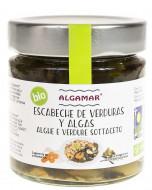 Escabeche de legume si alge marinate eco 190g