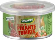 Pasta vegana cu rosii, picant, bio 125g Dennree