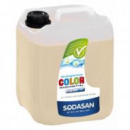Detergent bio lichid color Lime 5L SODASAN