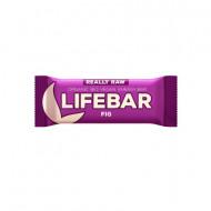 Lifebar baton cu smochine raw eco 47g