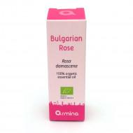 Ulei Esential De Trandafir (Rosa Damascena) Bio 2Ml Armina