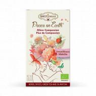 Ceai Shotimaa Peace on Earth - Allow Compassion bio 16dz