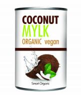 Lapte de cocos bio 400ml Smart Organic