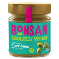 Unt Ghee vegan din ulei de masline eco 200g Bonsan
